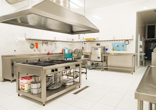 condensador de ar-cozinha