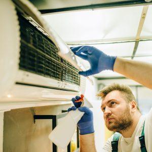 limpeza de ar condicionado - infoclima