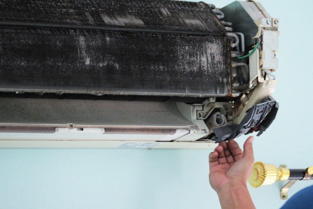 quanto custa higienizar a bobina de um ar condicionado